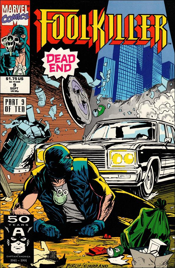 FoolKiller (1990) 9-A by Marvel