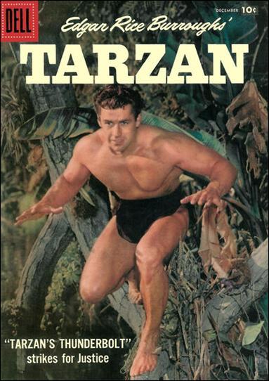 Tarzan (1948) 99-A by Dell