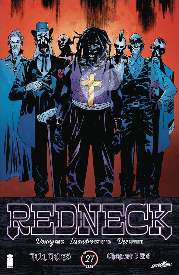 Redneck 27-A by Skybound Entertainment