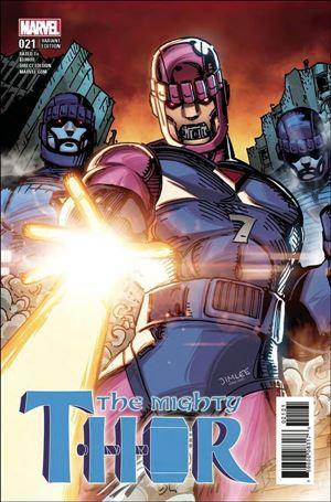 Mighty Thor (2016) 21-B