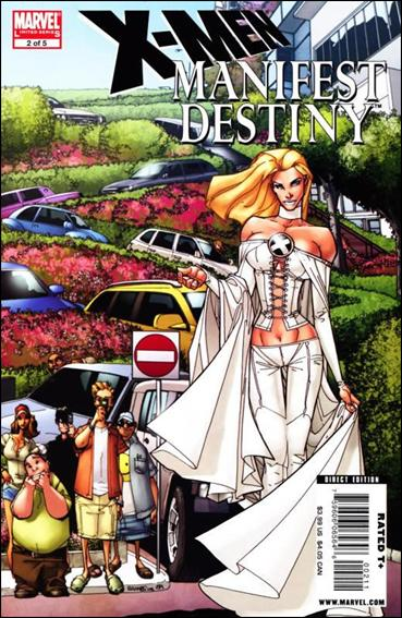 X-Men: Manifest Destiny 2-A by Marvel