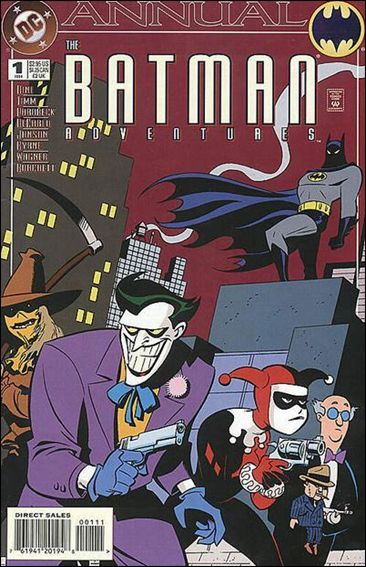 Batman Adventures Annual 1-A by DC