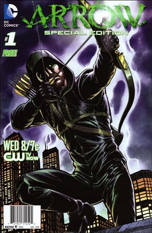 Arrow Special Edition 1-A