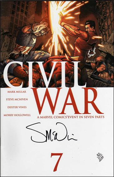 Civil War 7-D by Marvel