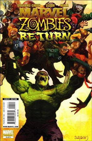 Marvel Zombies Return 4-A