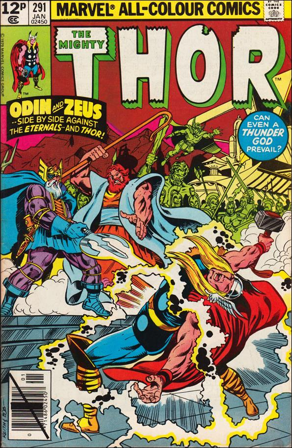 Thor (1966) 291-B by Marvel