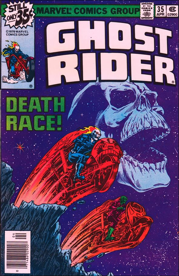 Ghost Rider (1973) 35-A by Marvel