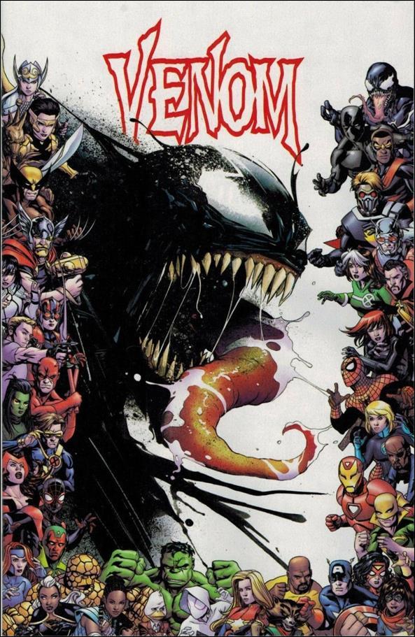Venom (2018) 17-C by Marvel