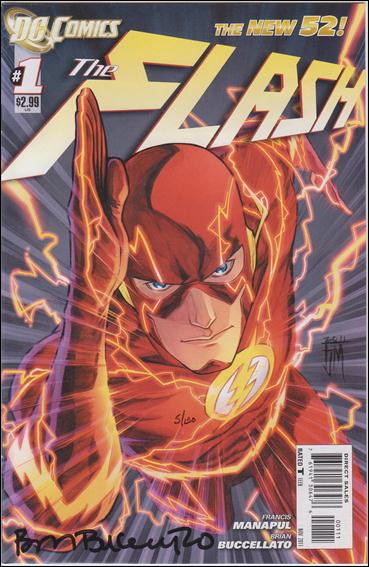 Flash (2011) 1-E by DC
