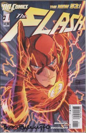 Flash (2011) 1-E