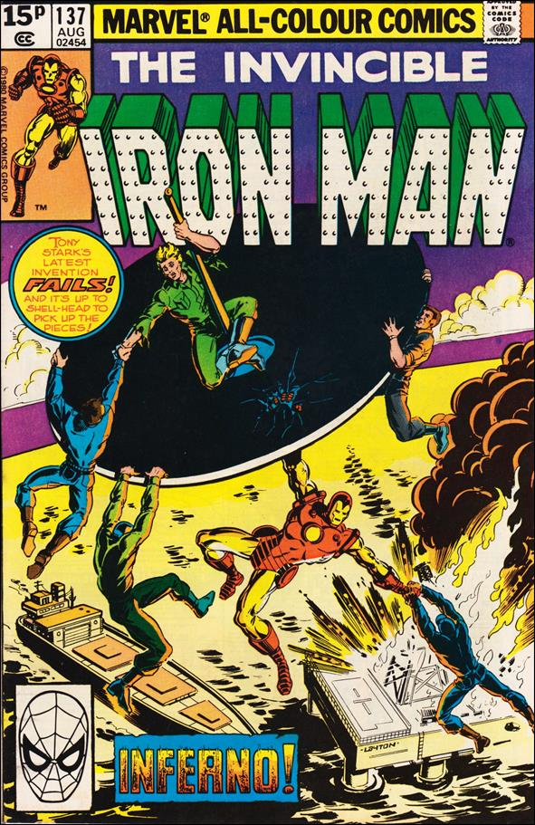Iron Man (1968) 137-B by Marvel