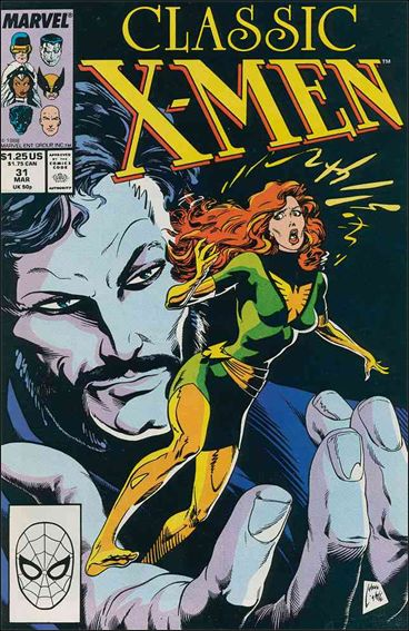 Classic X-Men 31-A by Marvel