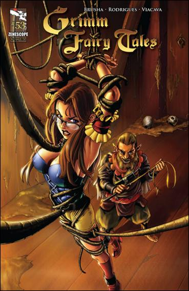 Grimm Fairy Tales 53-B by Zenescope Entertainment
