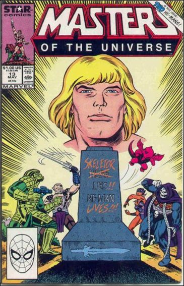 Masters of the Universe (1986) 13-A by Star