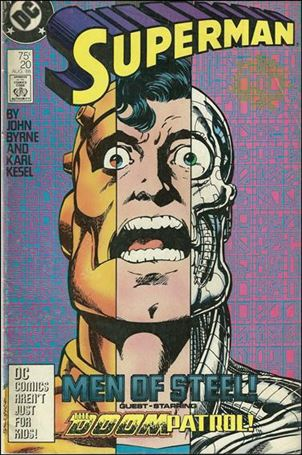 Superman (1987) 20-C