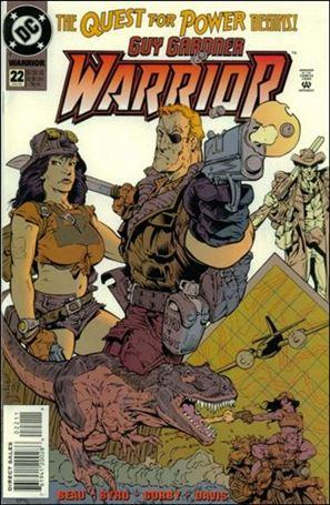 Guy Gardner: Warrior 22-A