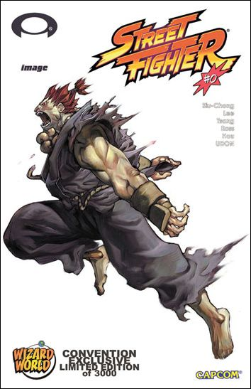 Street Fighter (2003) 0-C by Udon