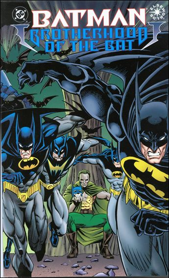 Batman: Brotherhood of the Bat 1-A by DC
