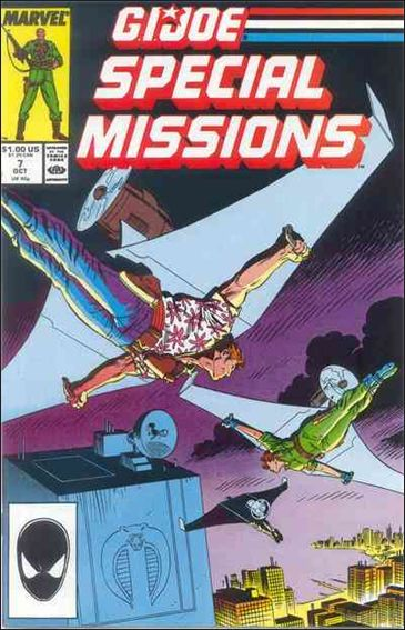 G.I. Joe: Special Missions (1986) 7-A by Marvel