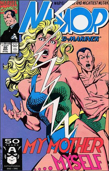 Namor: The Sub-Mariner 20-A by Marvel