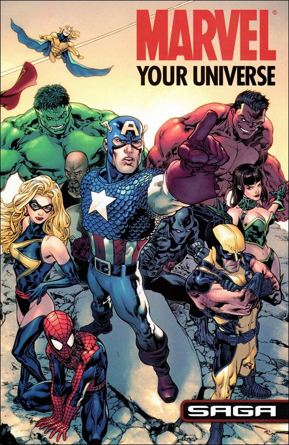 Marvel: Your Universe Saga nn-A by Marvel
