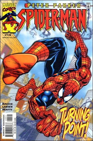 Peter Parker: Spider-Man 19-A by Marvel