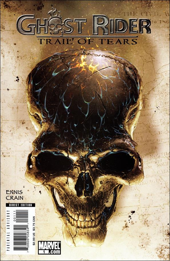 Ghost Rider: Trail of Tears 1-A by Marvel