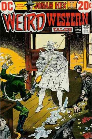 Weird Western Tales (1972) 16-A by DC