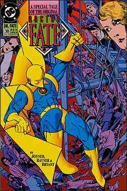 Doctor Fate (1988) 38-A by DC