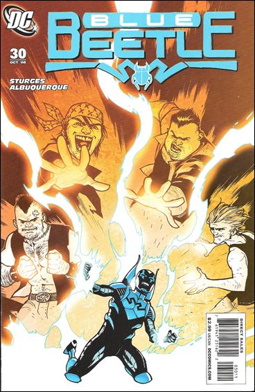 Blue Beetle (2006) 30-A by DC