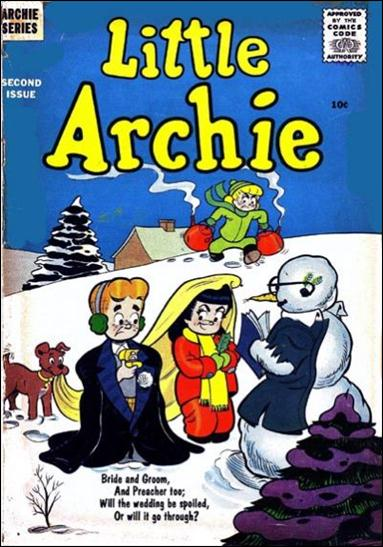 Little Archie 2-A by Archie