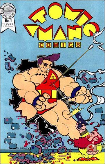 Atomic Man 1-A by Blackthorne