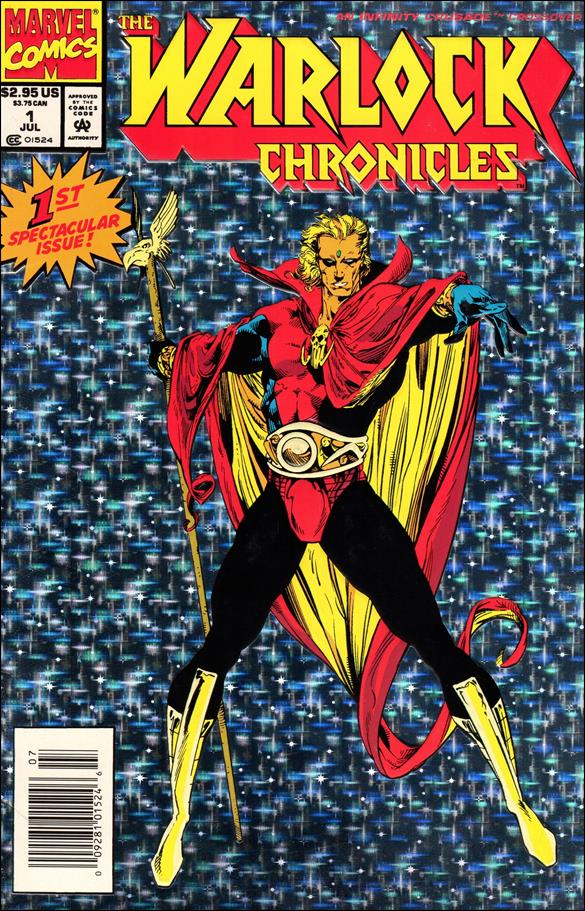 Warlock Chronicles 1-A by Marvel
