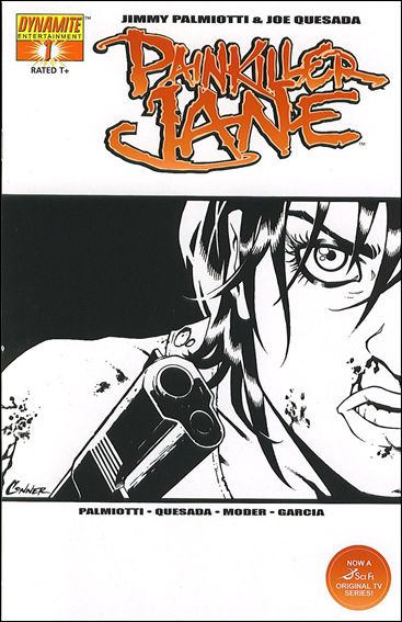 Painkiller Jane (2007) 1-F by Dynamite Entertainment