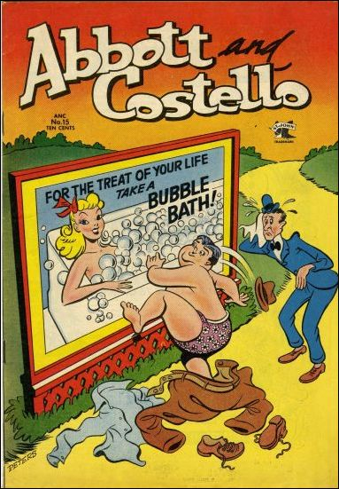 Abbott and Costello (1948) 15-A by St. John