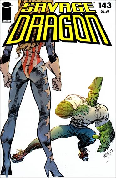 Savage Dragon (1993) 143-A by Image