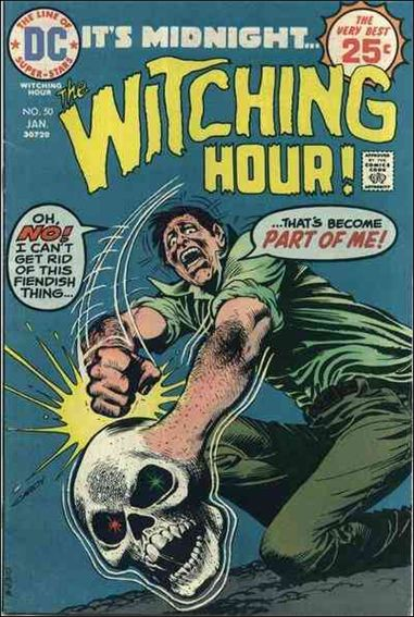 Witching Hour (1969) 50-A by DC