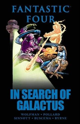Fantastic Four: In Search of Galactus 1-A by Marvel