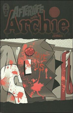 Afterlife with Archie 4-B