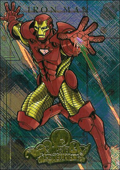 2008 Marvel Masterpieces: Series 2 (Avengers Subset) A5-A by Fleer