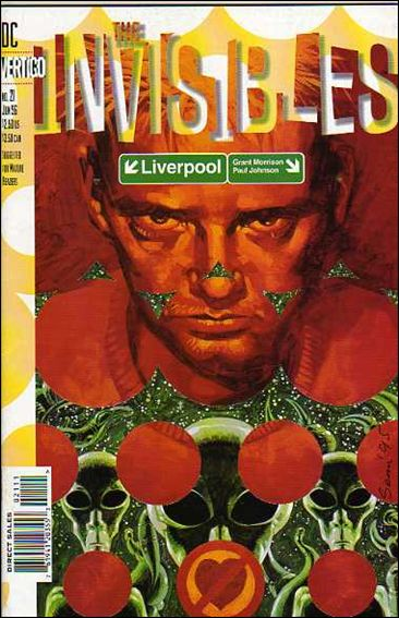 Invisibles (1994) 21-A by Vertigo