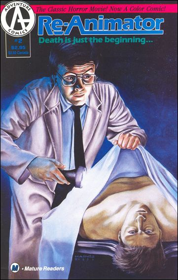 Re-Animator in Full Color 2-A by Adventure