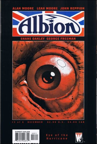 Albion 3-A by WildStorm