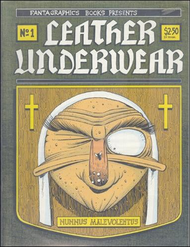 Leather Underwear 1-A by Fantagraphics