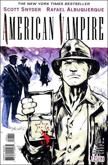 American Vampire 8-A by Vertigo