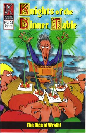 Knights of the Dinner Table (1997) 16-A