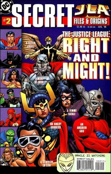 JLA Secret Files 2-A by DC