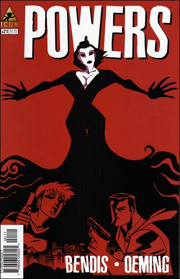Powers (2004) 21-A by Icon