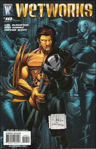 Wetworks (2006) 10-A by WildStorm