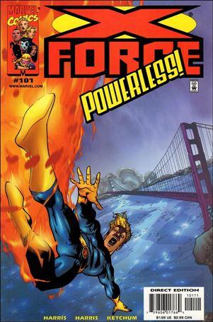 X-Force (1991) 101-A